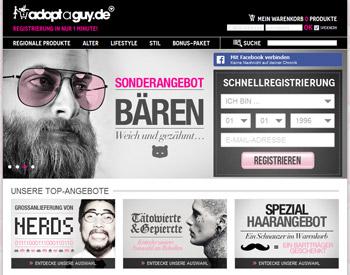 zur AdoptAGuy.de - Startseite