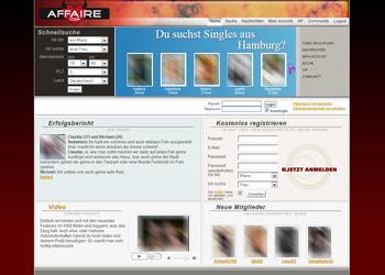 Affaire.com - Startseite