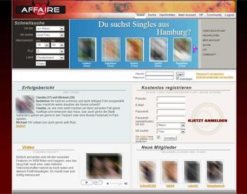 zur Affaire.com - Startseite