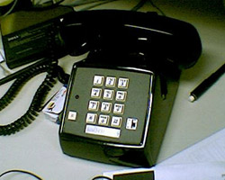 Das erste persönliche Telefonat
