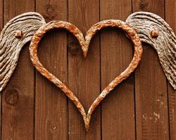 Wenn man verliebt ist, blendet man vieles aus
