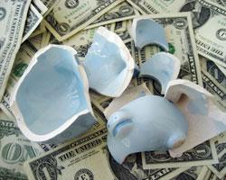 Schützen Sie Ihre Ersparnisse