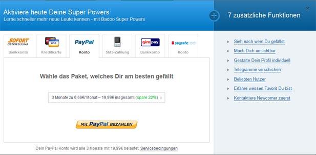 paypal konto mit kreditkarte aufladen