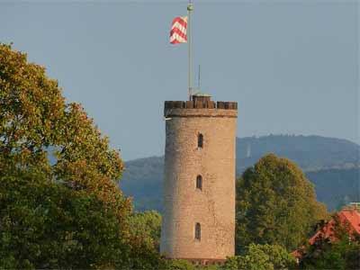 Die Bielefelder Sparrenburg