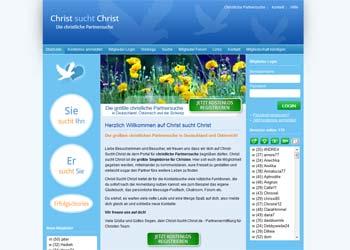 Ab zur Christ-sucht-Christ.de Startseite
