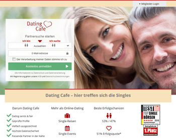 Dating-Café im test