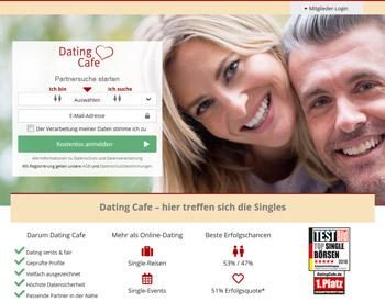 DatingCafe.de - Startseite