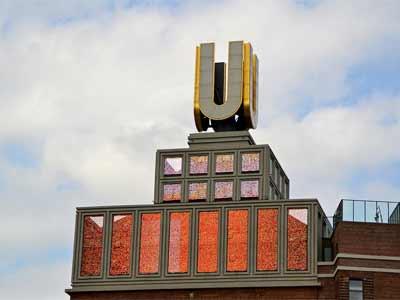 Das Dortmunder U - auch U-Turm genannt
