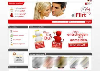 elFlirt.de- Startseite