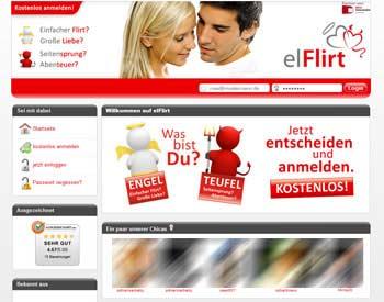 elFlirt.de - zum Anbieter