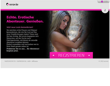 zur erovie.de - Startseite