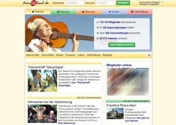 Single webseiten kostenlos