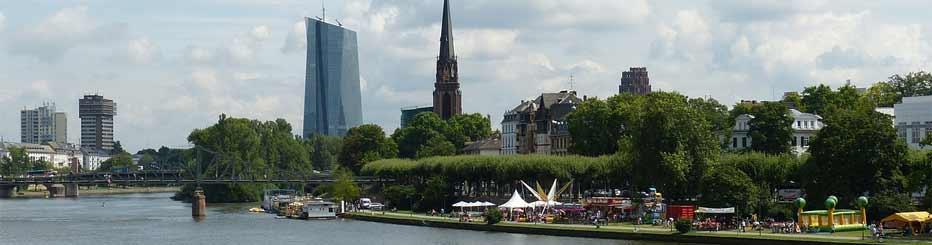Die schöne Stadt Frankfurt am Main