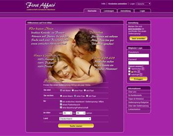 zur FirstAffair.com - Startseite