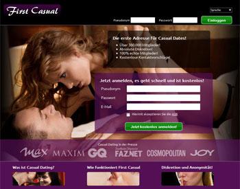 zur FirstCasual.com - Startseite