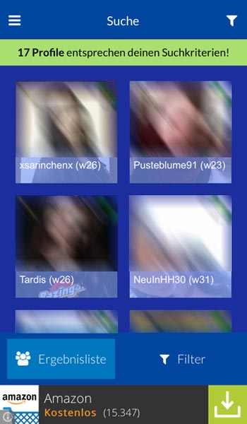 kostenlose single app Frankenthal