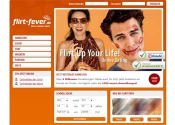 flirt-fever.de - Startseite