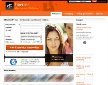 zur Flirt1.net - Startseite