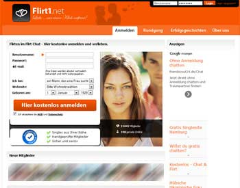 Flirt1 kostenlos