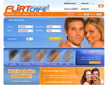 zur FlirtCafe.de - Startseite