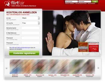 zur Flirtfair.de - Startseite