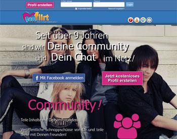 zur yamFlirt.de - Startseite