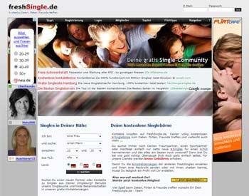 zur freshSingle.de - Startseite