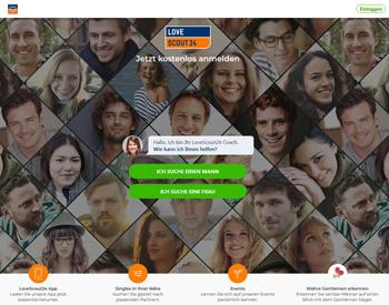LoveScout24.de - Startseite