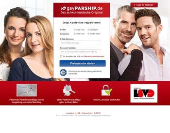 zur gayPARSHIP.de - Startseite