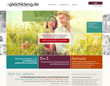 zur Gleichklang.de - Startseite
