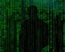 Ein Hackerangriff