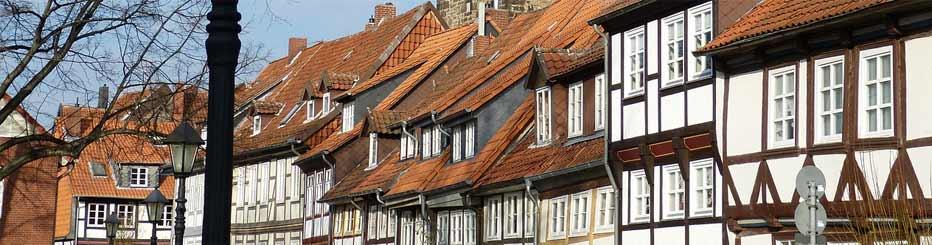 Die wunderschöne Altstadt von Hildesheim