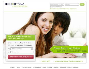 zur ICONY.de - Startseite