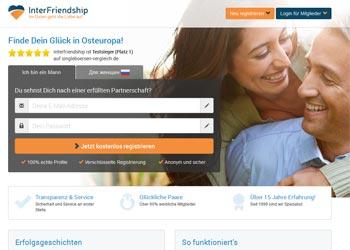 Hier geht es lang zu InterFriendship