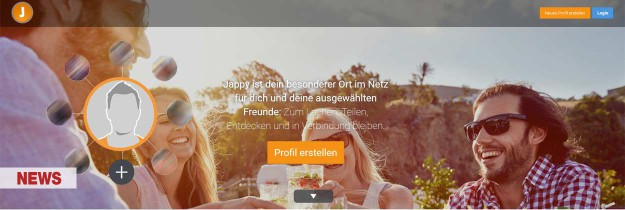 Infos und Neuigkeiten von Jappy.de