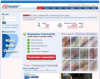 Russische singlebörse kostenlos