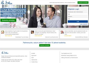 Lablue wird auch als Single Chat genutzt - zur Startseite