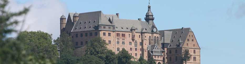 Das Marburger Schloss