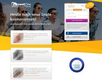 zur meetOne.com - Startseite