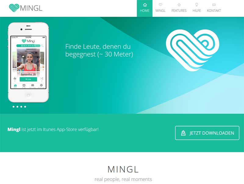 Die Mingl Dating App