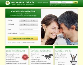 zur MeineNeueLiebe.de - Startseite