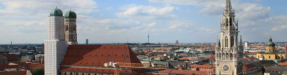 Die schöne Stadt München