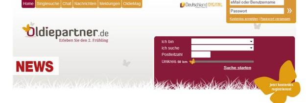 Oldiepartner.de: Neuigkeiten und Informationen zum Dienst