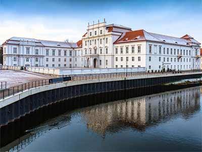 Das prachtvolle Schloss Oranienburg