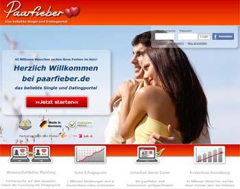 Paarfieber.de - Startseite