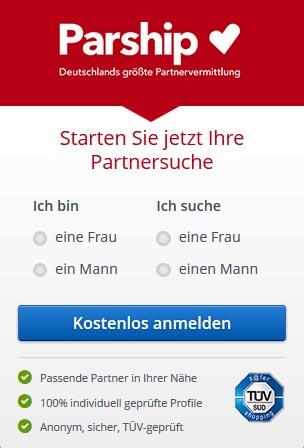 Partnervermittlung im test