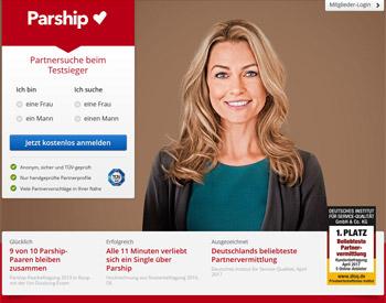 PARSHIP.de - Startseite
