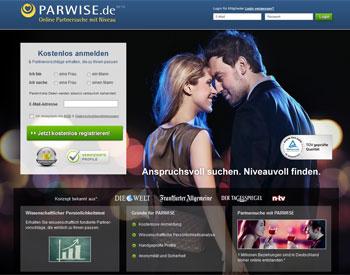 zur PARWISE.de - Startseite