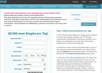 POF.de- Startseite