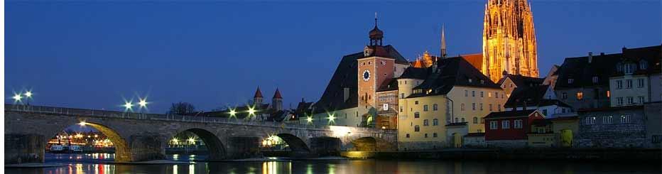 Die schöne Stadt Regensburg
